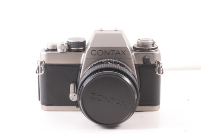 95/康泰时 Contax S2 胶片机+50/1.4