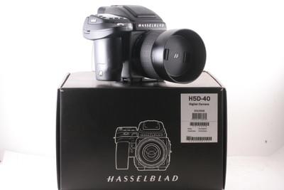 97/哈苏 Hasselblad H5D-40 + 80/2.8 HC 带包装(快门6000)