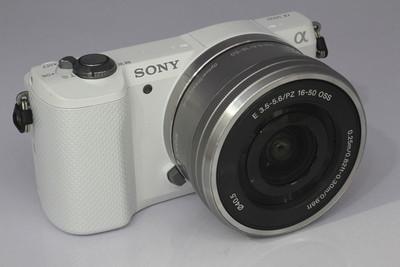 索尼A5000套机(E16-50 OSS)(NO:6182 6897) *