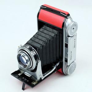 福伦达Voigtlander BESSA II COLOR-SKOPAR 6X9 红皮相机