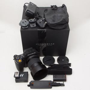 哈苏X1D配45/3.5套机4116黑色限量版无反中画幅微单数码相机 98新