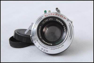 施耐德135/5.6 4X5大画幅座机镜头