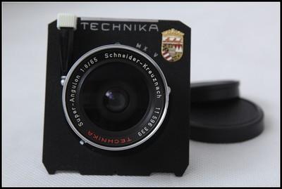 林选 施耐德超级安格龙65/8 6X9座机广角镜头