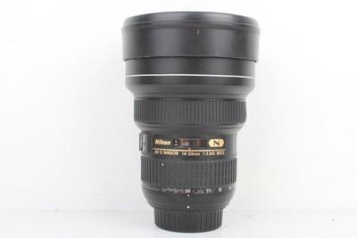 90新二手Nikon尼康 14-24/2.8 G ED 广角镜头回收376200京