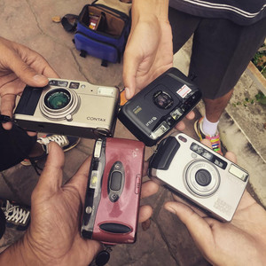 Minolta/美能达 PS 135胶片机24mm广角小Xpan电影宽幅胶卷P's相机