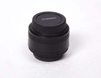 永诺 EF 35mm F2 大光圈自动对焦镜头 35/2  自用