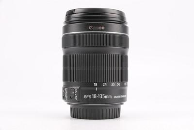 95新二手 Canon佳能 18-135/3.5-5.6 IS STM变焦镜头 065536亚