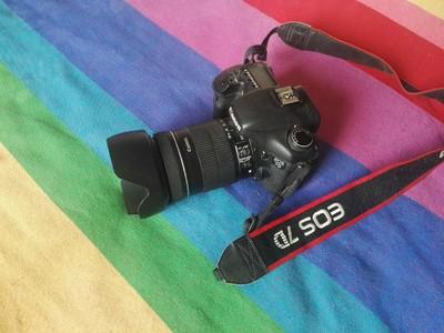 佳能 7D 数码相机