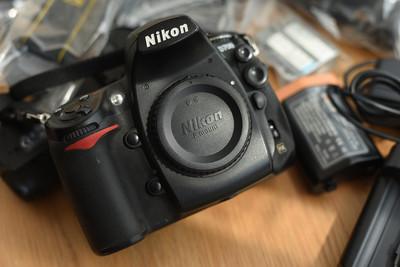尼康 D700自用正常使用痕迹
