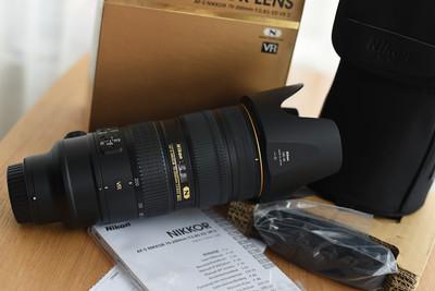 尼康 AF-S 尼克尔 70-200mm f/2.8G ED VR II
