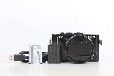 95新二手Sony索尼 RX1R 套机(35/2)数码相机回收669896京