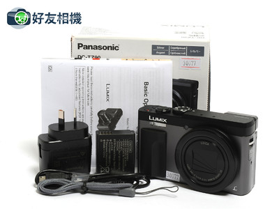 松下/Panasonic Lumix DMC TZ90 30倍 便携数码*美品连盒*