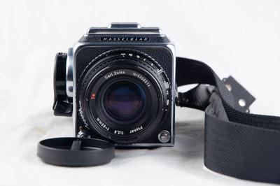 哈苏 Hasselblad 500 C/M A12 80 2.8T* 套机