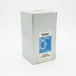 Rolleiflex 禄来 Sonnar 250mm/F 5.6 PQS 新同样品 带包装