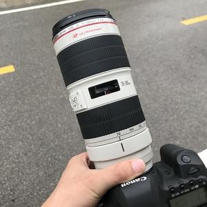 佳能 EF 70-200mm f/2.8L IS II USM 佳能爱死小白兔