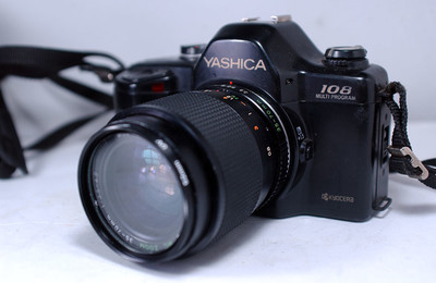 雅西卡108 MULTI PROGRAM 照相机【280元】