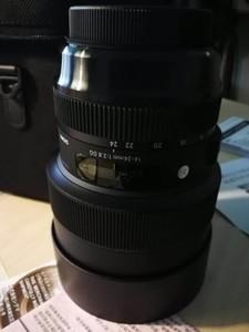 适马14-24mm f/2.8 DG HSM Art,全幅超广角