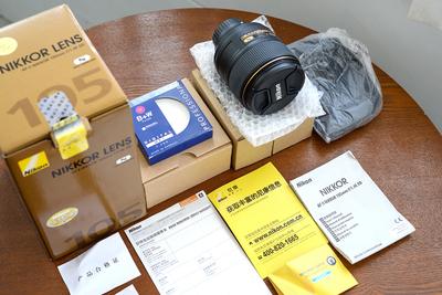 尼康 AF-S NIKKOR 105mm f/1.4E ED