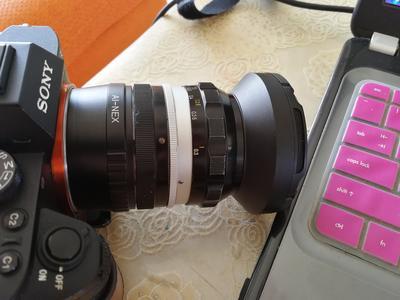 尼康  24mm f/2.8