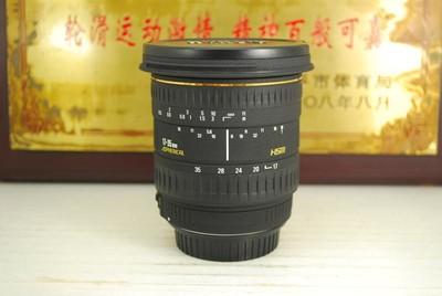 98新 佳能口 适马 17-35 F2.8-4 HSM 全幅超广角 单反镜头