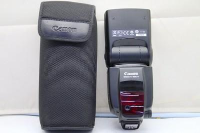 97新二手Canon佳能 580EX II 闪光灯 适用于5D25D3回收716630州
