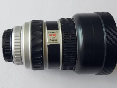 宾得 FA 28-70mm f/2.8 AL