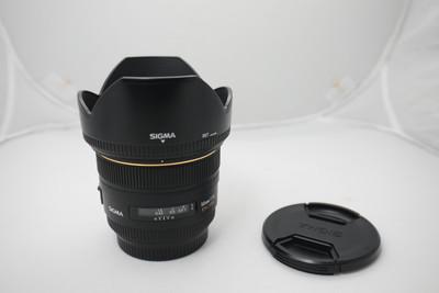 自用的适马 50mm f/1.4 DG HSM新涂层佳能口