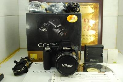 尼康 COOLPIX P90 数码长焦相机 1210万像素 24倍光学变焦