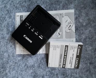 佳能LC-E6单反相机充电器