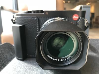 Leica徕卡 Q typ116  几乎全新 送高品质众多配件