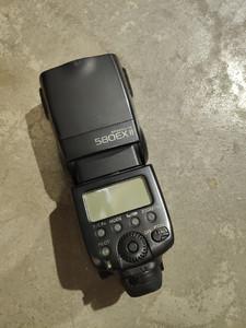 原装佳能 580EX II 二代闪光灯