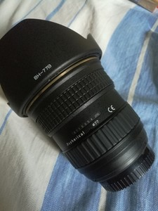 图丽 AT-X 11-16 Pro DX (尼康口)