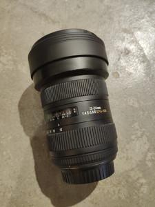 适马 12-24mm二代佳能口 f/4.5-5.6 EX DG HSM II