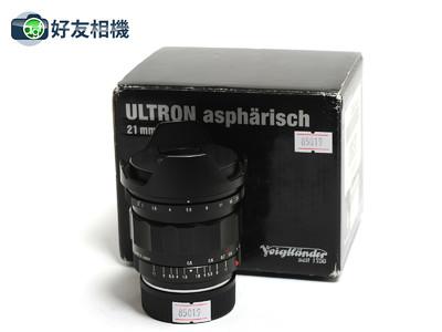 福伦达 Ultron 21mm F/1.8 VM 非球面镜头 徕卡M口 *如新连盒*.