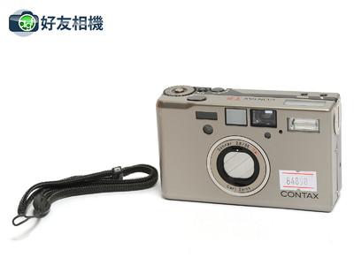 康泰时/Contax T3 傻瓜相机 带蔡司Sonnar 35mm镜头 *美品*