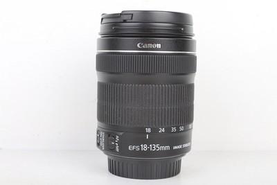 95新二手 Canon佳能 18-135/3.5-5.6 IS STM变焦镜头 099676京