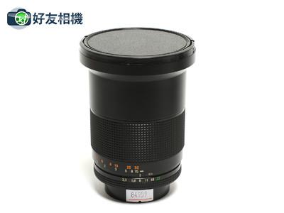 康泰时/Contax Vario-Sonnar 28-85mm F/3.3-4.5 MMJ 镜头
