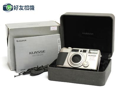 富士/Fujifilm Klasse傻瓜相机 带Fujinon 38mm镜头 *如新连盒*