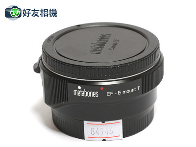Metabones BT4 佳能EF转索尼E口接环 第四代 *超美品*