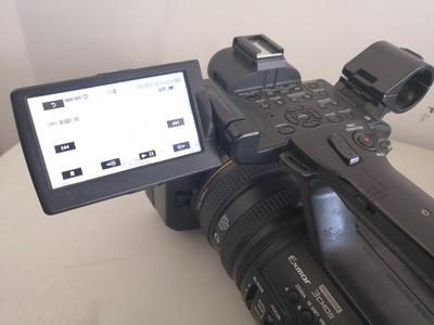 Sony/索尼 HXR-NX5C 高清摄像机转让