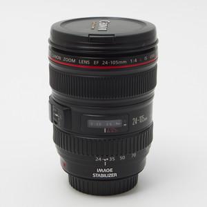 Canon佳能 EF 24-105mm f/4L IS USM 标准变焦自动镜头 95新#4207