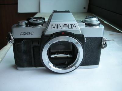 很新美能达Minolta XG-1单反相机,收藏