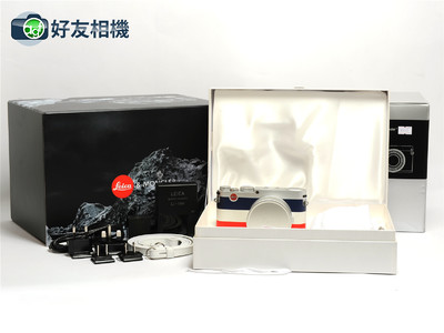 徕卡 X (Typ 113) Moncler相机 蒙克莱盟可睐限量版 *如新连盒*