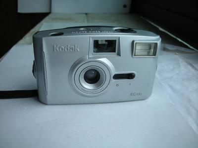 较新柯达EC100定焦镜头自动曝光相机,收藏