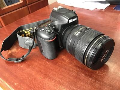 尼康 D750全画幅套机(AF-S 24-120mm f/4G ED VR)