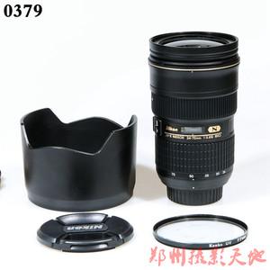 尼康 AF-S Nikkor 24-70mm f/2.8G ED 单反镜头 0379