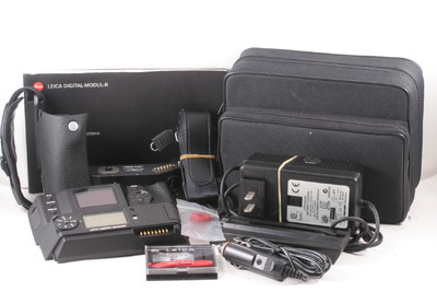95/ 徕卡 Leica DMR 数码后背 R8/R9 (专用  全套包装)