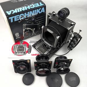 林哈夫 Linhof TECHNIKA 4x5相机 50周年纪念版套机(完整一套)