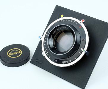 高兹金点达戈Goerz Dagor 305mm f6.8镜头