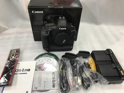 佳能 1DX单机 高端专业全画幅单反相机